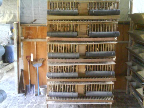 Model Kandang Burung Puyuh Petelur Serba Bambu Ariefmas S Weblog