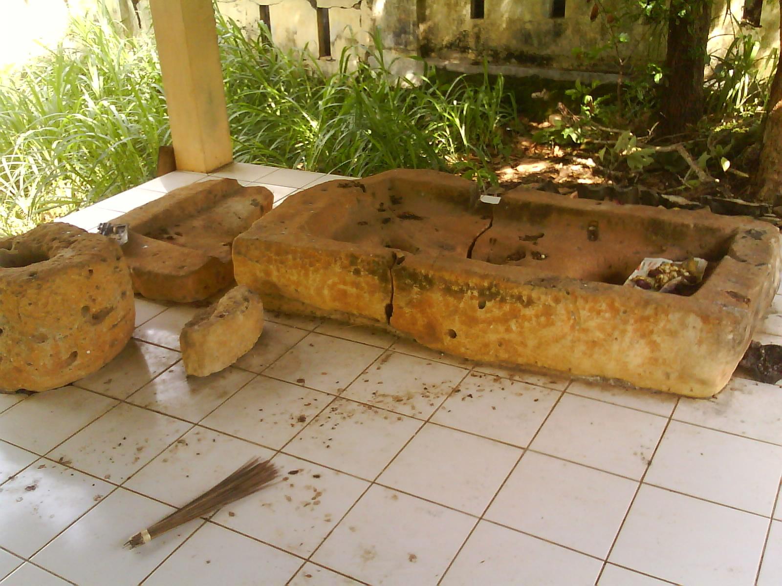 Cagar Budaya, Peninggalan dari Kisah Legenda Jaka Tarub dan 7 Bidadari